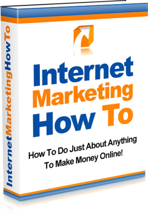 Product picture Internet-Marketing-How To Make Money Of Millions
