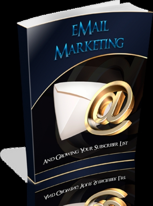 Product picture eMail Marketing and Growing Your Subscriber List